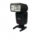 YongNuo YN-460S Universal 6W 5600K 1-LED TTL Speedlite Flashgun for Sony - Black (4 x AA)