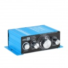 Kinter MA-170 Hi-Fi Stereo Car Amplifiers - Blue (12V)