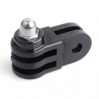 ESER--033 Sports Camera Short Connection Chain Accessory for GOPRO Hero 4/3 / 3+Camera - Black + Silver