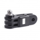 ESER-032 Sports Camera Long Connection Chain Accessory for GOPRO Hero 4/3 / 3+ Camera - Black + Silver