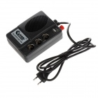 BEAUTY-CAR WF-119 100W Car Multifunction Power Inverter - Black (12~15V)