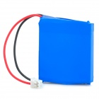 Yuan 20081 4.2V 500mAh Lithium Battery - Blue