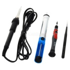 WXLY WL-31 Portable Soldering Welding Repair Tool Kit - Multicolored