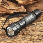 501B LED 350lm 5-Mode White Memory Flashlight w/ Cree XM-L T6 (1 x 18650)