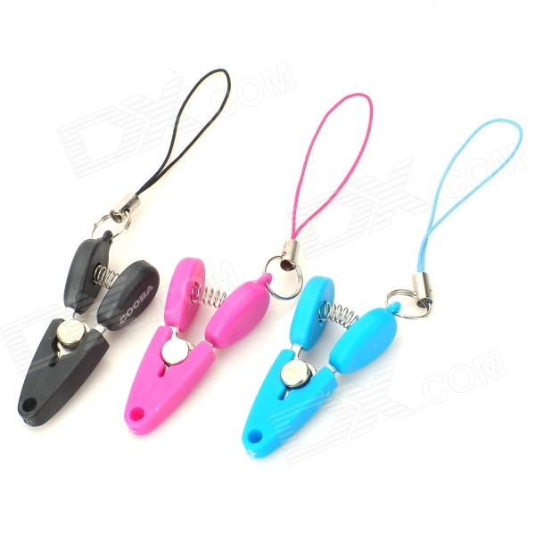 World's Smallest Practically Useful Scissors Cell Phone Charm от DX.com INT