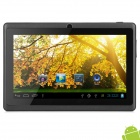 "MID-756 7"" Android 4.2 Tablet PC w/ 512MB RAM / 4GB ROM - Black"