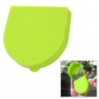 GEL063008 Woman's Stylish Convenient Silicone Coin Purse - Green