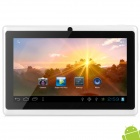 "MID-756 7"" Android 4.2 Tablet PC w/ 512MB RAM / 4GB ROM - White + Black"