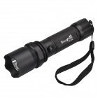 SingFire SF-20A Cree XP-E Q5 250lm 3-Mode White Tactical Flashlight - Black (1 x 18650)