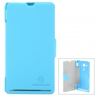 NILLKIN Fresh Series Protective Case for Sony M35h Xperia SP - Blue