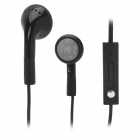 FTX 3.5mm In-Ear Earphone w/ Microphone for Nokia for HTC / Samsung / Xiaomi + More - Black