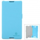 NILLKIN Fresh Series Protective Case for Sony S39h Xperia C - Blue