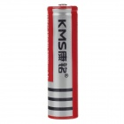 KMS Rechargeable 3.7V 2800mAh 18650 Lithium Battery