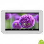 "Ampe A65 6.5"" Dual Core Android 4.2.2 Tablet PC w/ 512MB RAM / 8GB ROM / HDMI - White"