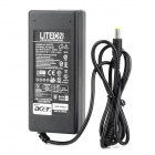 65W 19V 4.74A Power Adapter / Charger for Acer 4520G / 4710G / 4920 / 5601 + More - Black