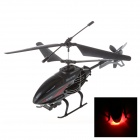 Rechargeable 2.5-CH IR Remote Control R/C Helicopter - Black
