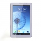 "JXD P1000S 7"" TFT Android 4.1 Tablet PC w/ Dual-SIM Dual-Standby, Wi-Fi, Camera - White"