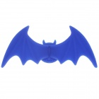 Bat Wings Style Suction Cup Silicone Stand Holder Support for Iphone 5 / 4 / 4S / Cell Phone - Blue