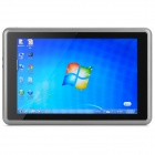 "Livefan 7"" F1 (Wi-Fi) 10.3"" Windows 7 Dual Core Tablet PC w/ 2GB RAM / 16GB ROM - Silver + Grey"