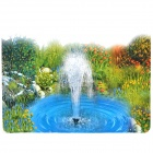 3-em-1 Garden Fountain spray Head Set - Preto