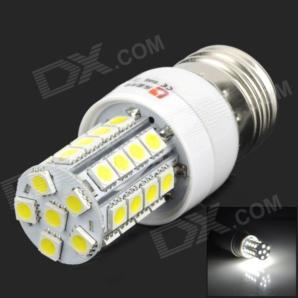 Lexing LX-YMD-001 E27 350lm 7500K 34 SMD-5050 Cold White Corn Lamp