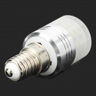lexing LX-AMD-036 E14 3W 270lm 7500K 36-3014 SMD legal ampola branca