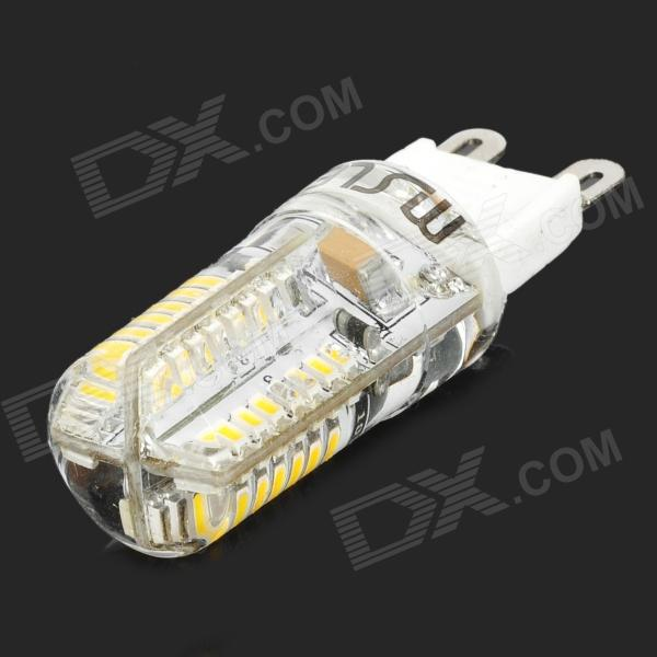 MSLED GS03 2.3W 140lm 3500K 64-3014 SMD LED Warm White Light Bulb - Yellow + White
