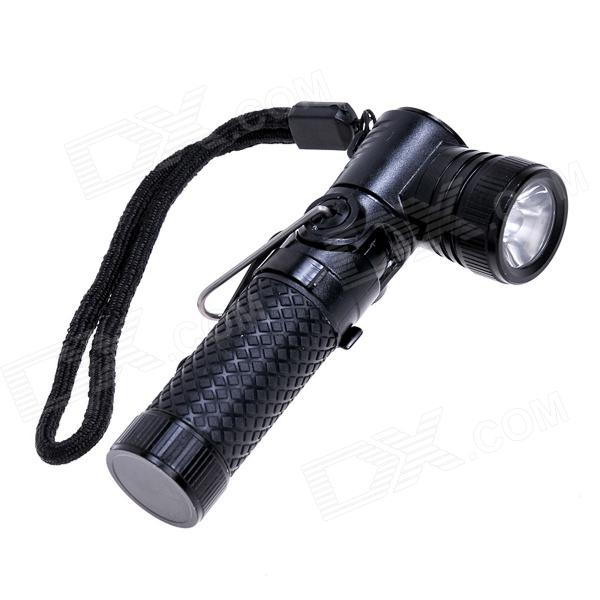 RAYSOON RS-838 600lm Diving White Light Flashlight w/ Window Break + Cutter (1 x 14500)