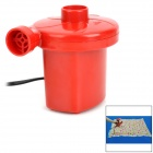 2078 Convenient Household Electronic Air Pump - Red