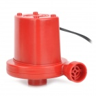 Convenient Household Electronic Air Pump - Red