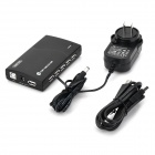 Unitek Y-2132 480Mbps High Speed USB 2.0 13-Port Hub - Black (DC 5V / 4A)