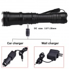 SingFire SF-751B 180lm 3-Mode White Flashlight w/ CREE XP-E R2 - Black (1 x 18650)