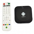 REKO QT921 Quad-Core Android 4.2.2 Google TV Player w/ 2GB RAM / 8GB ROM / Wi-Fi / HDMI / TF - Black