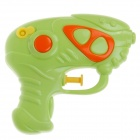 Small Size Plastic Water Gun - Orange + Green + Yellow