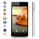"Iocean X7 Plus MTK6589T Quad Core Android 4.2 WCDMA Bar Phone w/ 5""IPS, Wi-Fi, GPS, 16GB ROM - Black"