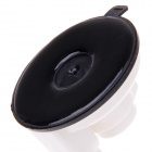Universal 360 Degree Rotatable Car Suction Cup Holder for Cellphone / MP4 / GPS / PDA - White + Red