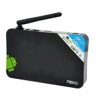 REKO QT960-A3 Quad-Core Android 4.1 Google TV Player w/ 1GB RAM, 8GB ROM, Wi-Fi, HDMI, UHD - Black