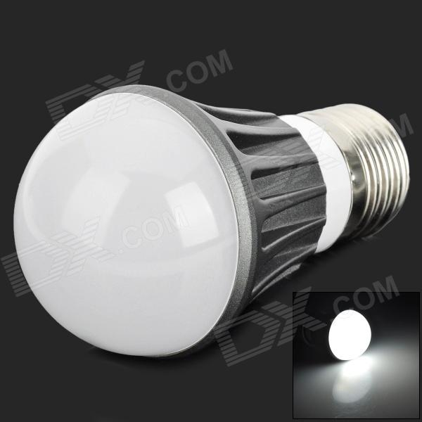 YP-QP-4W-ZBG-01 4w 120lm 8300k Cool White E27 5730 SMD LED Lamp Bulb