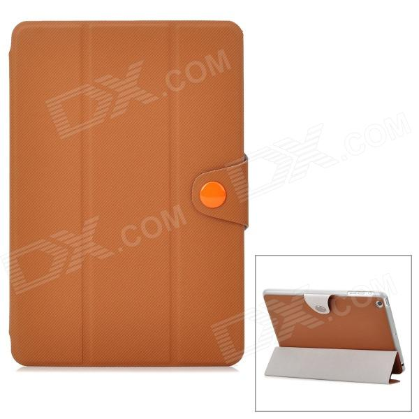 MODBI  PU Leather Smart Case w/ Stylus Pen/Screen Protector/Cleaning Cloth for Ipad MINI - Brown