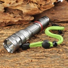 Little Giant HT-D05 5-Mode White Diving Flashlight w/ CREE XP-E Q5 - Grey (1 x 18650)