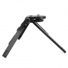 Mini Portable Folding Plastic TrIPOD for DSLR Camera - Black (2.5kg)