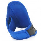 Elegante Gym PVC + Case Sports Armband Neoprene para Sony Xperia SP / M35h / C5302 / C5303 - Blue