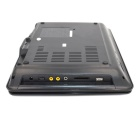 NS-1129 10.1'' Portable DVD Player w/ Game / Radio Function - Black