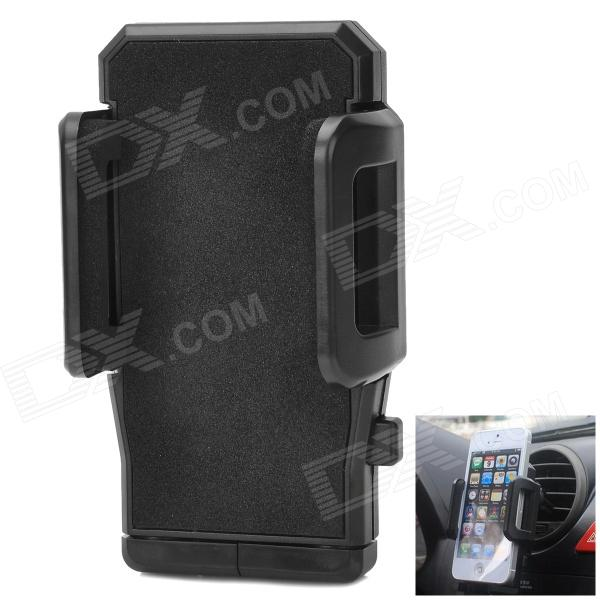 Car Air-Outlet Vent Mount Holder for Cellphone / Small Size GPS universal air conditioning vent car mount holder