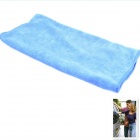 SQ001 Multifunctional Microfiber Nanometer Car Washing / Hand Towel - Blue (65 x 33cm)
