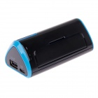 Galilio Y028 5600mAh External Battery Mobile Power for Iphone / Ipod / GPS / PSPS - Black + Blue