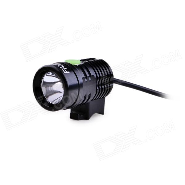 FandyFire F88 4-Mode 800lm Cool White Bike Light w/ Cree XM-L U2 - Black (4 x 18650) marsing cree xm l u2 1000lm 3 mode cool white bike light headlamp black 4 x 18650