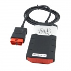 DELPHI CDP + pro LED 2013 .1 Bluetooth Car / Truck / Automotive Detector - Schwarz + Rot + Silber