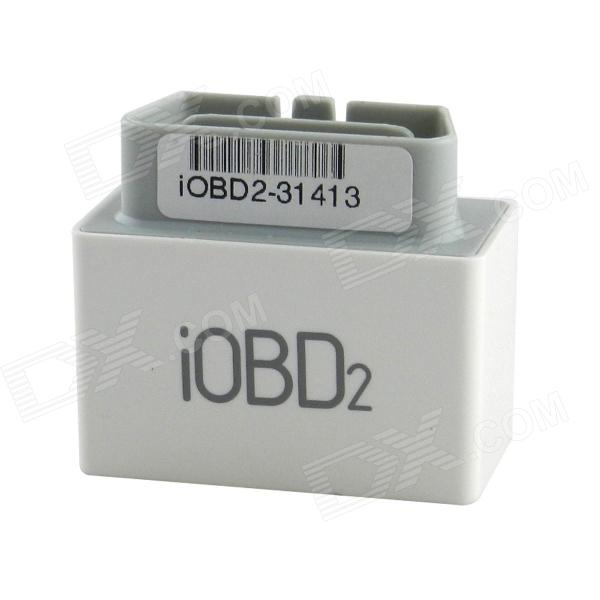 iOBD2 Iphone / Ipad / Android Car Diagnostic Tool / Wi-Fi - White