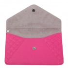 "G-COVER PU Leather Handbag for Ipad MINI / Samsung Galaxy Tab P3100 7"" Table PC - Deep Pink"